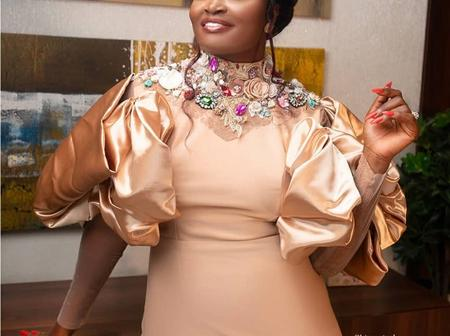 Happy Birthday To Her: Check Out Romantic Photos of Chizzy Alichi and Her Husband