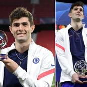 UEFA Reveal The Reason Why They Named Pulisic Man Of The Match VS Porto