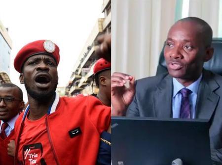 Nigerians Tackle Dr. Sam Amadi On Twitter For Saying Bob Wine Cannot Rule Uganda.