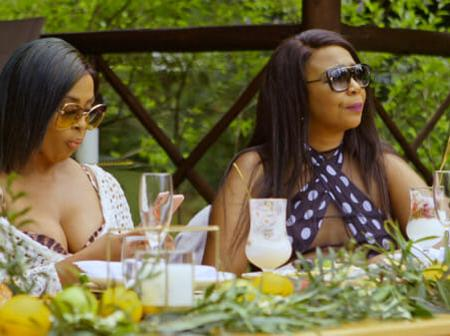 Real Housewives Of Durban: Mabusi claps back at Nonku and her rude jokes