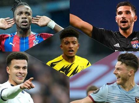 Transfer News all across Europe ahead of today's transfer deadline