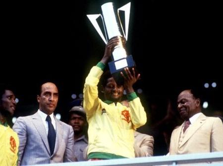 Football : voici l'équipe type d'Afrique des années 1980