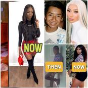 Check Out Old and Recent Photos Of 3 Boys Who Transformed Into Beautiful Ladies