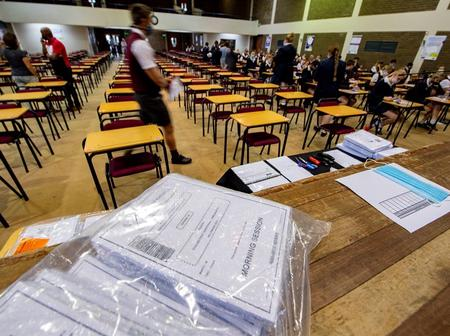 Good News for Matric 2020: Marking of matric exam scripts still on track