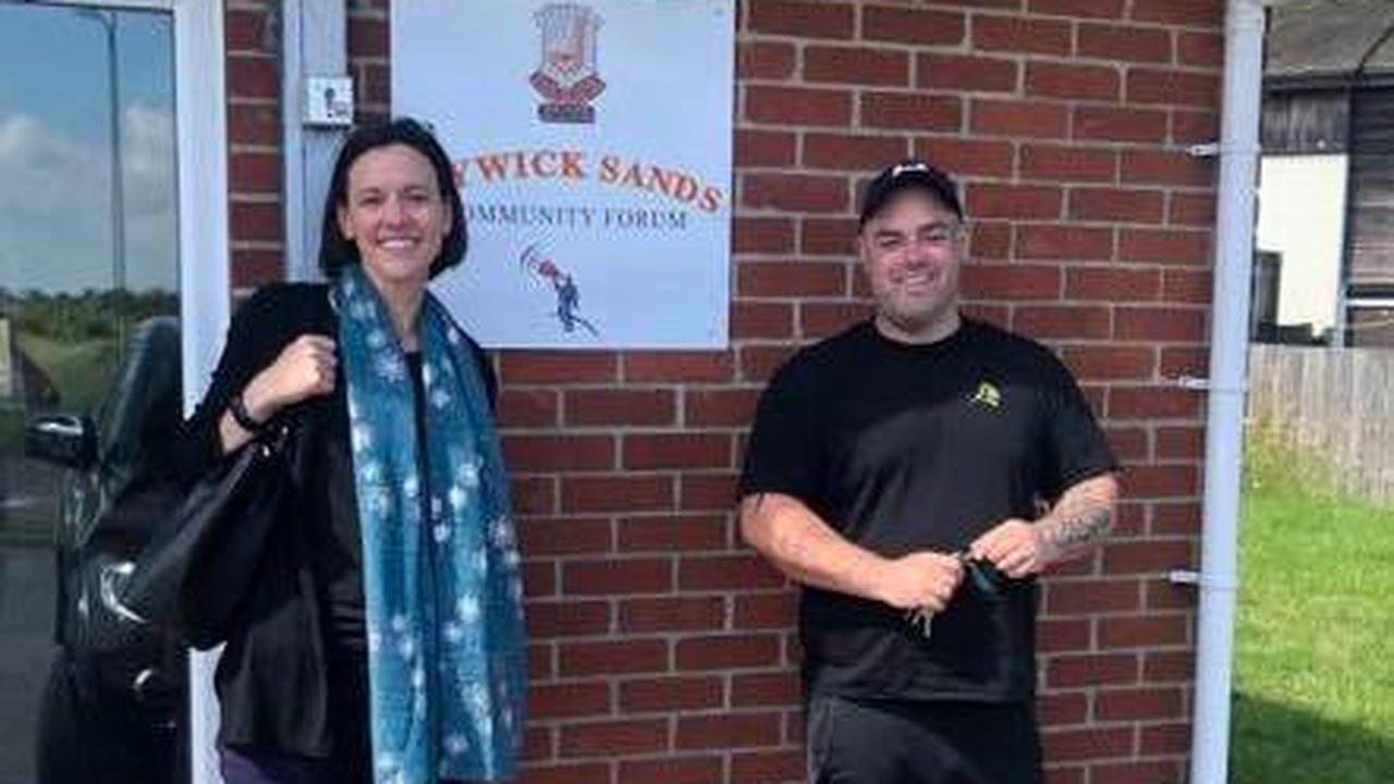 Jaywick Sands Community Forms joins forces with Essex Law Clinic to help villagers gain access to legal support