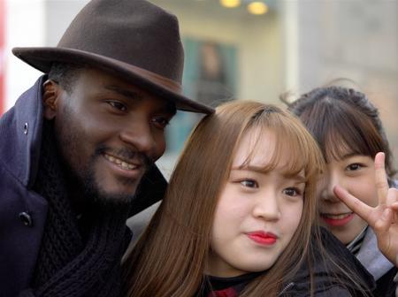 Meet Sam Okyere: 'Most famous black man in South Korea today'