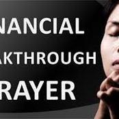2 Bible Scriptures For Financial Breakthroughs