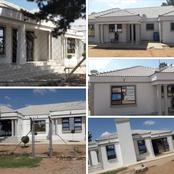 Limpopo people got the lady inspired to build this house see pictures