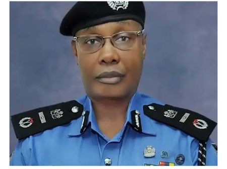 The New IGP Is Due For Retirement In 2023, Check Out His Last Promotion Before He Became IGP