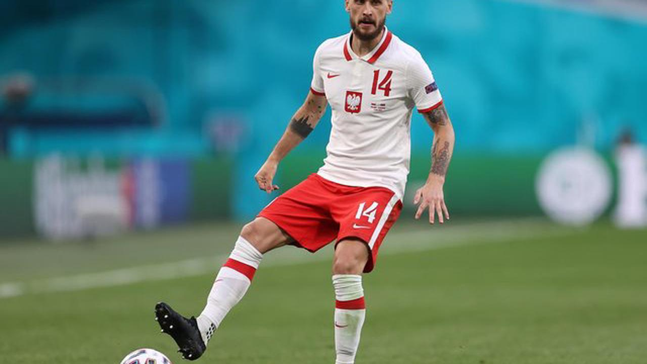 Leeds United's Mateusz Klich unlocks Slovakia defence in losing cause for Poland at Euros