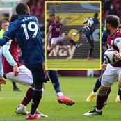 How is this not given as a penalty? Arsenal fans fume after they were denied a penalty in 1-1 draw