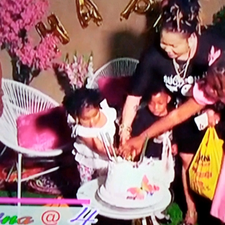 cf08c4c7652d7a9dacd5f3e27aa28445?quality=uhq&resize=720 - This was what happened midnight at Nana Agradaa's daughter birthday (Video)