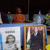 Opposée à Guikahué, voici la photo de campagne de Marie Odette Lorougnon à Gagnoa qui fait le buzz !