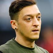 Checkout The Football Club Mesut Ozil Wishes To Buy.