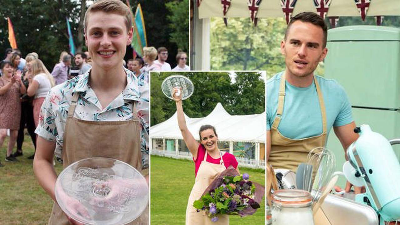 What is the prize for winning the Great British Bake Off?