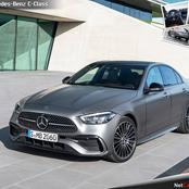 The All New Mercedes C-class 2022 Is A Combination Of A E-Class & S-Class.