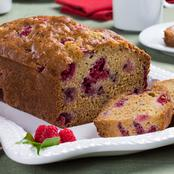 The unavailability of raspberries in Ghana doesn't make it impossible to have Raspberry Bread