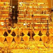 مفاجأة لأول مرة بأسعار الذهب «محليا وعالميا».. وعيار 21 يسعد الجميع.. والأهالي:«اشتروا قبل ما يغلى»