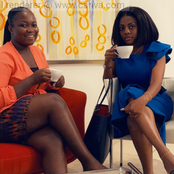 Back and Forth Between Nana Aba Anamoah and Ghanaian Entrepreneurs