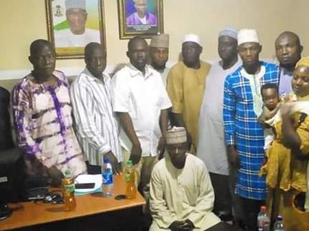 Edu Local Government Excos Declare Their Undiluted Loyalty To APC And Abdulrasaq Administration