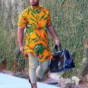 5 Latest Male Ankara Looks Every Man Needs in his Wardrobe