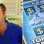 Bill Morgan: The Man Who Died, Came Back To Life And Won The Lottery Two Times