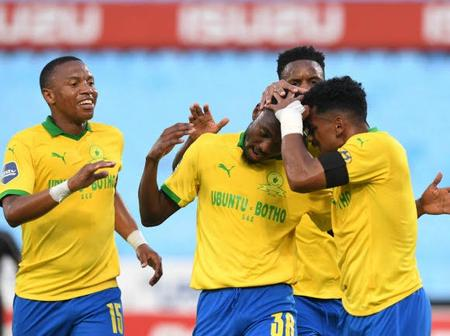 Coach Pitso And Al Ahly Targets Another Sundowns Star Player