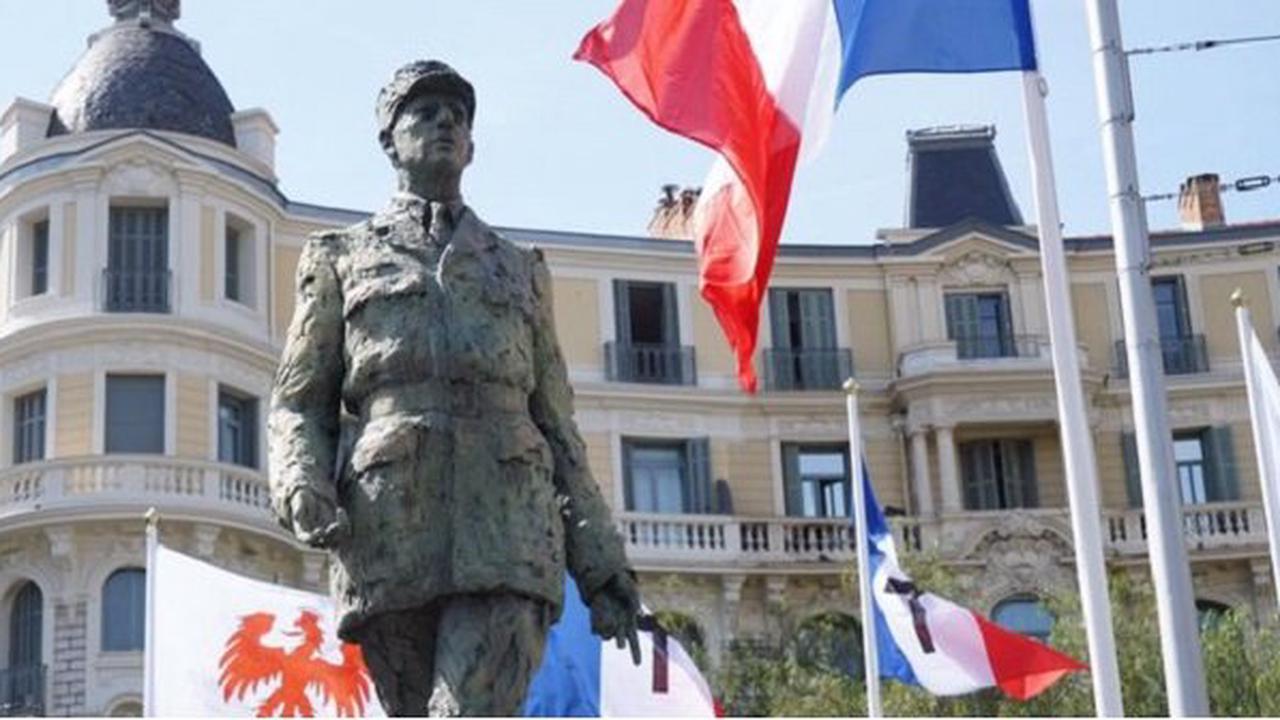 18 Juin 1940: L'appel du Général De Gaulle a été commémoré