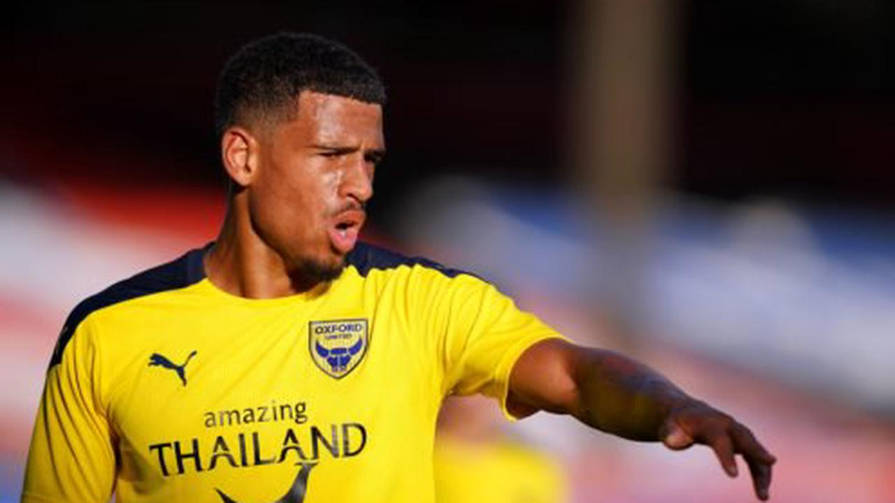 Marcus McGuane missing for play-off chasing Oxford's game with Burton