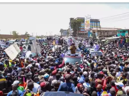 Politician Who Bribed The Youth To Cause Drama at Raila's meeting in Githurai Revealed