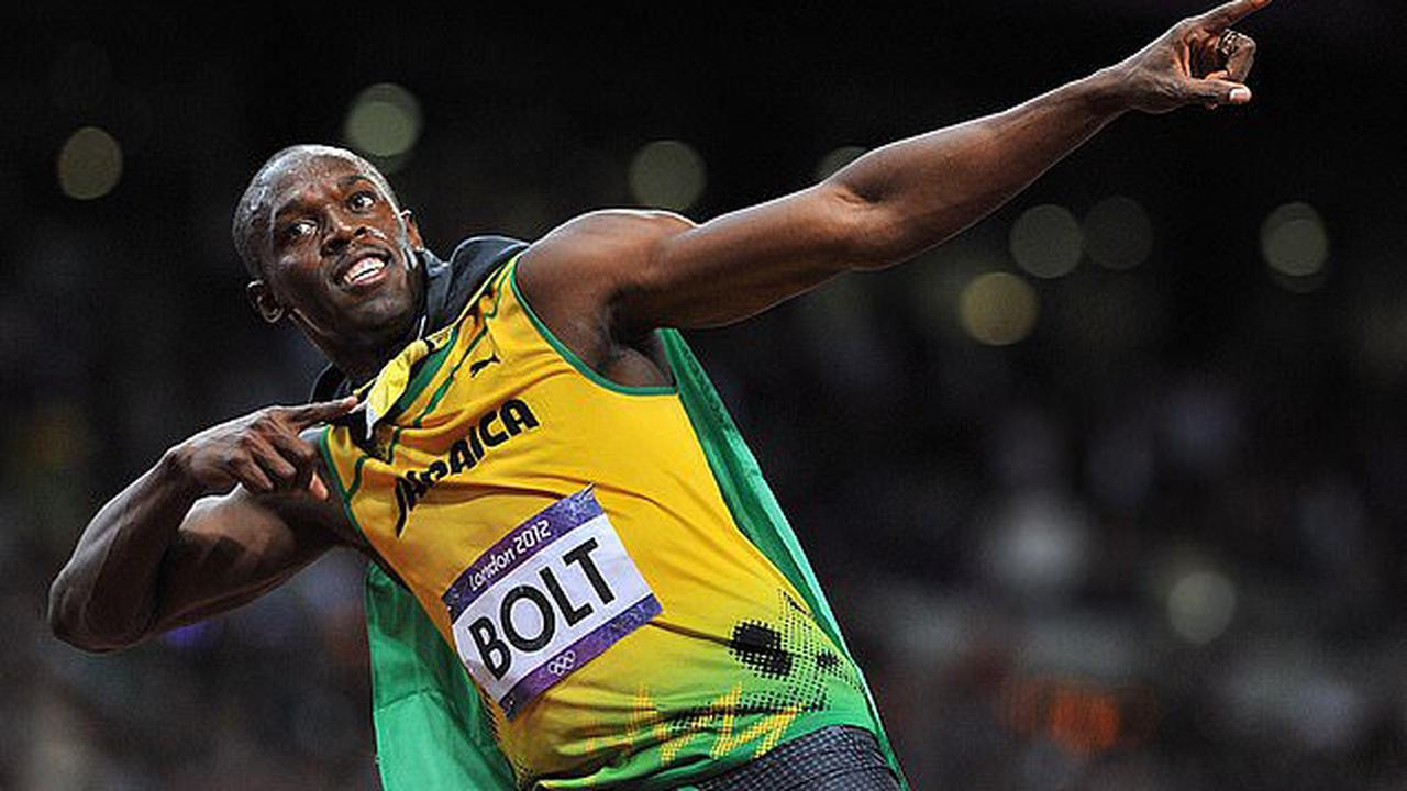 Usain Bolt picked Cristiano Ronaldo over Lionel Messi as the football GOAT