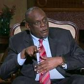 Troubled Jubilee House, David Murathe Defends Kositany Ouster