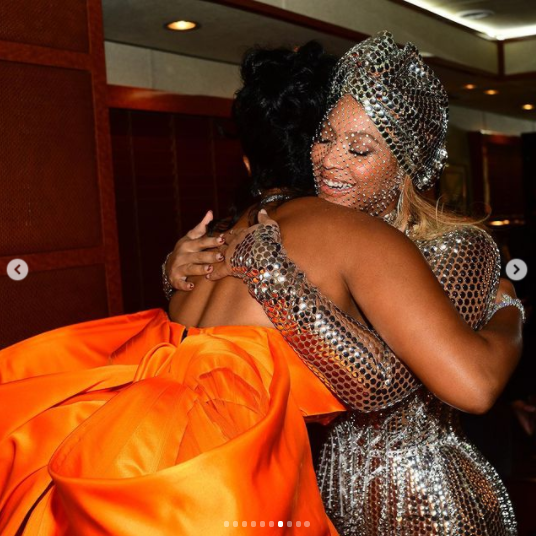 Beyonce and Jay-Z share a kiss after historic Grammys 2021 wins (photos)