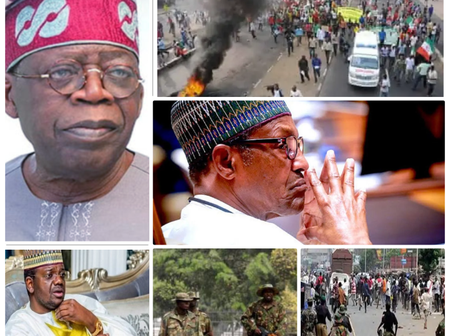 Today's Headlines: Soldiers Shoot Dead Five Youths Going For Wedding In Taraba, Label Them Kidnappers; Tinubu To Chair Nigerian First Lady, Aisha Buhari's Book Launch