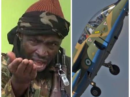 Boko Haram Breaks Silent on the Missing NAF Fighter Jet, See What Boko Haram Said