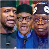Today's Headlines: Buhari Makes New Appointments, Osinbajo & Tinubu Insist On Nigeria's Unity