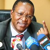 Meet The Powerful PS Kibicho, His Wife And Children