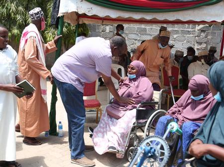 Is Duale Bracing For A Higher Position In Garissa County?