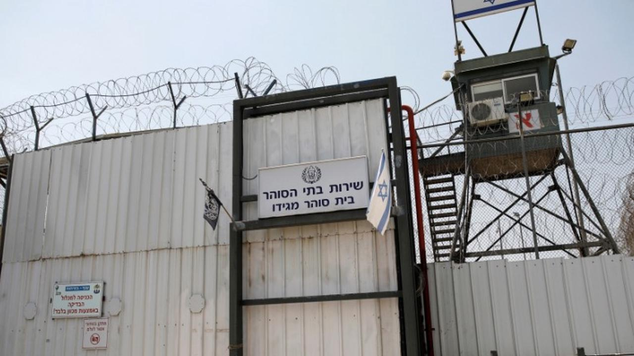 Israel shuts down Ramon prison due to COVID infections