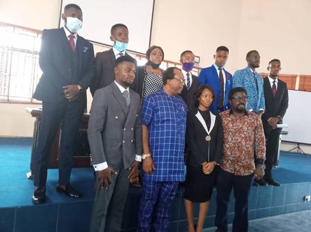 University of Calabar 2021 Newly Elected Students' Union Government Executive Officers Inaugurated