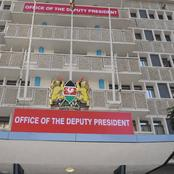 Office of DP Ruto Fires a Warning To Those Fighting The Hustler Narrative Despite What Uhuru Said