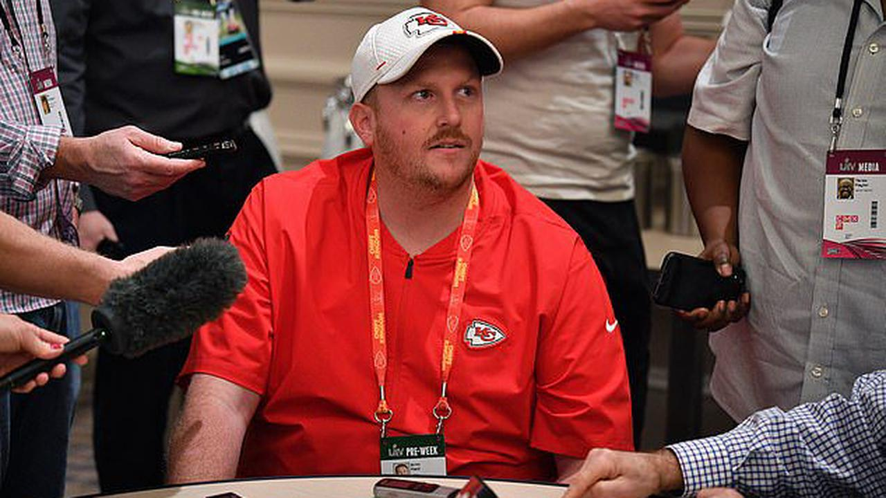 Ex-Chiefs assistant coach Britt Reid is charged with DUI for February crash that left a five-year-old girl with 'permanent' brain injury and he faces up to seven years in prison