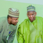 Hours After his Arrest, See What Kano State Governor, Abdullahi Did to Salihu Tanko