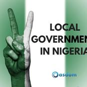 5 States In Nigeria With The Lowest Number Of Local Government Areas And Their Names