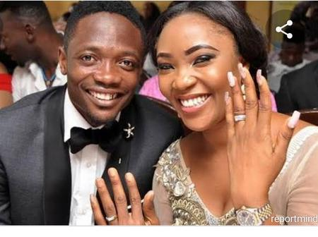 Super Eagles Captain, Ahmed Musa Sends Birthday Wishes To His Wife, Juliet