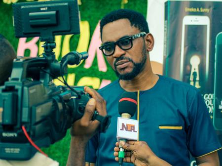 Emeka Sunny launches his latest project,