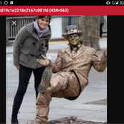 10+ Images of statues that look like a human being