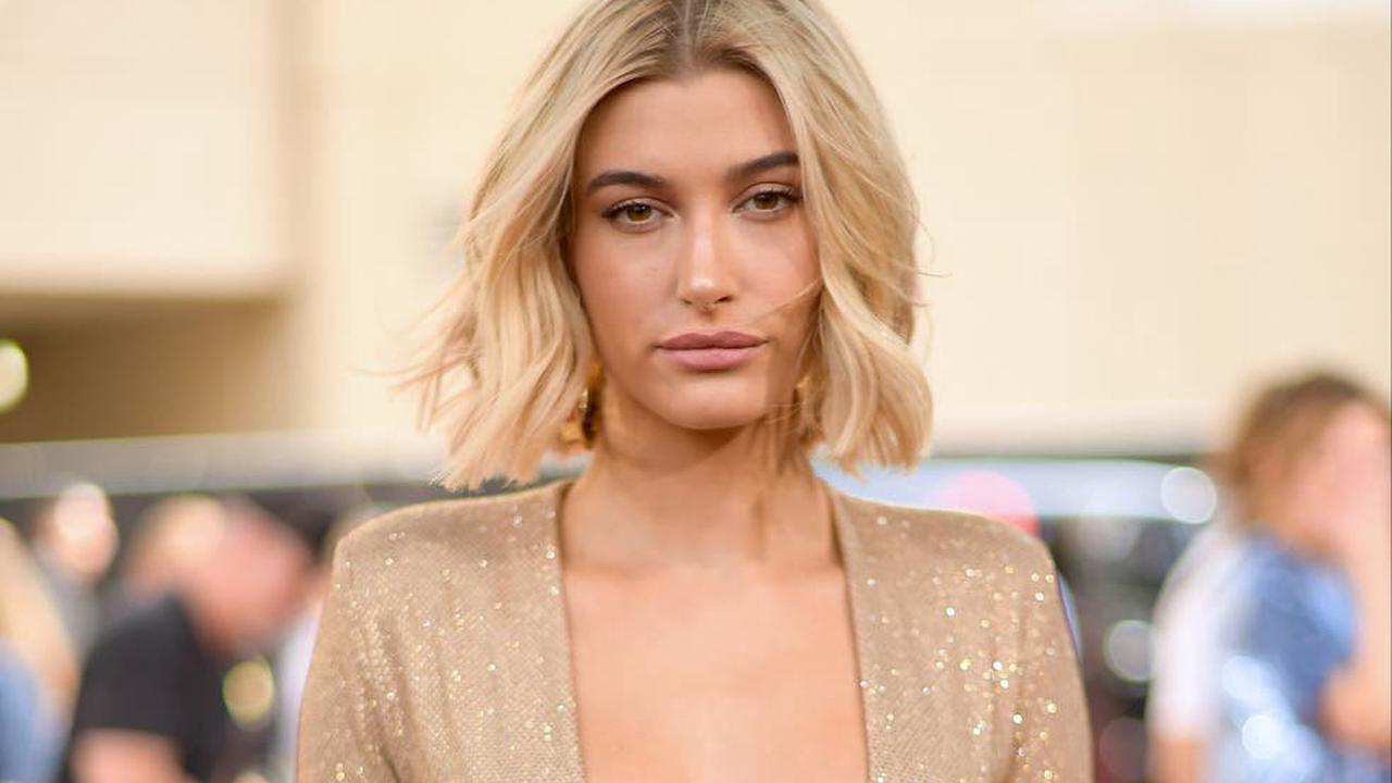 Hailey Bieber says she's 'trying to do better' after TikTok video accused her of being 'not nice'