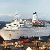 Opinion, See these depressing pictures of ships being taken apart.