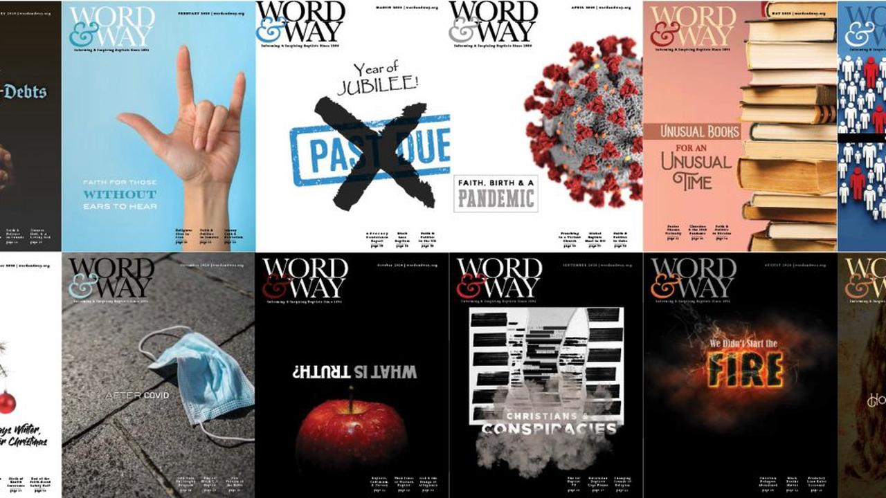 Word&Way's Most-Read Pieces of 2020
